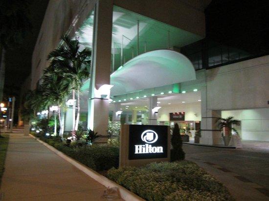 Hilton Miami Downtown : .