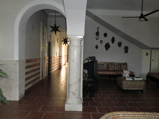 Foyer Im Hotel : Im foyer empfangsraum bild von hotel julamis merida