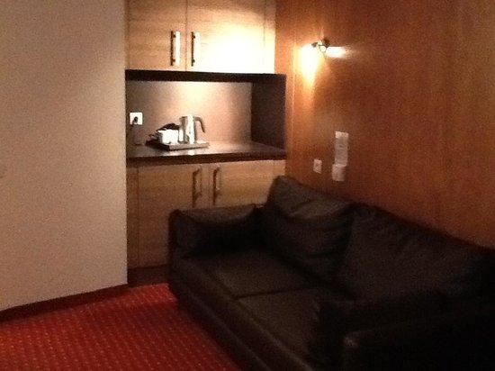 Quality Suites Bordeaux Aeroport : Room 3
