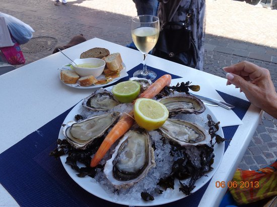 L'oursin : lekkere oesters