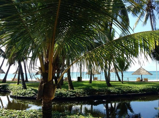 Diani Reef Beach Resort & Spa: lovely and scenic