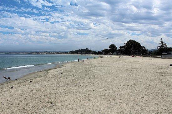 Casa Munras Garden Hotel & Spa: A beach in Monterey