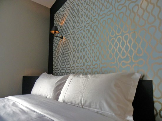Les Terres Blanches Hotel : Chambre classique