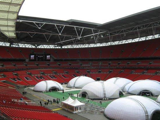 Wembley Arena Pavilion: Teletubby Land