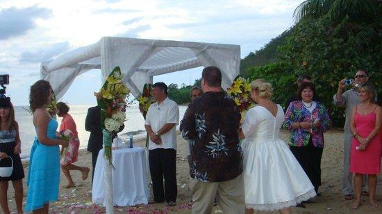 Rincon Beach Resort The Wedding