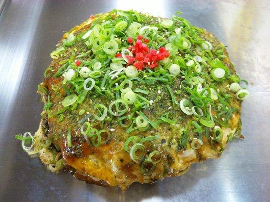 Tanohisa : 肉玉そばいか天