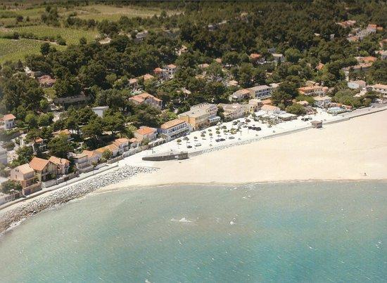 Franqui Plage la plage, la franqui - 20 avenue du front de mer - restaurant