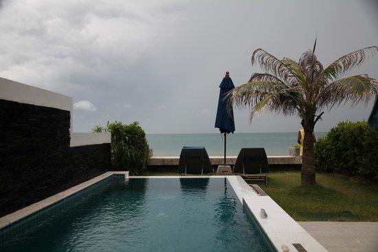 Samui Resotel Beach Resort: Room witha a ocean view