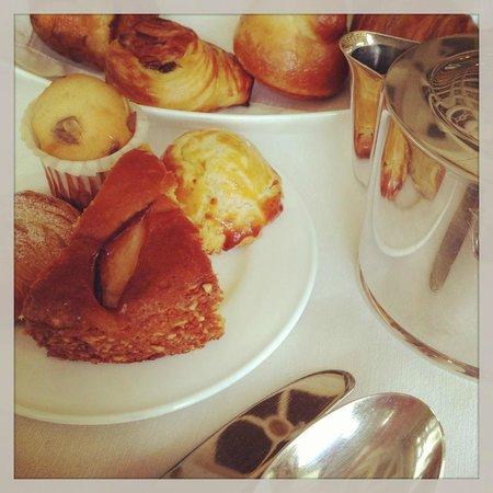 Terme Manzi Hotel & Spa: Prima colazione