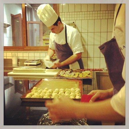 Terme Manzi Hotel & Spa: I maestri pasticceri