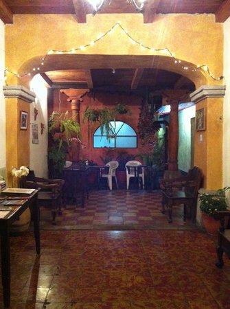 Hotel Mi Casa En La Antigua: Entrada