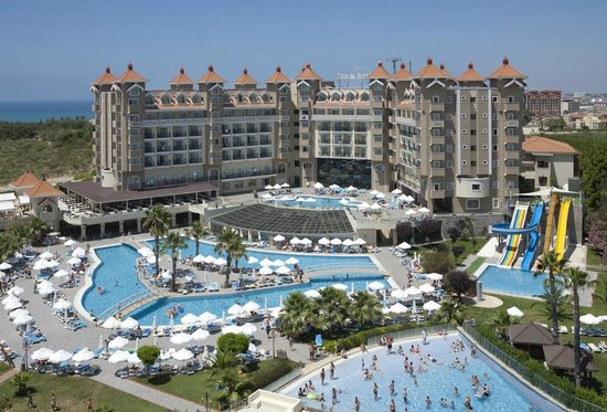 Hotel Kumkoy Beach Resort Spa Turquie