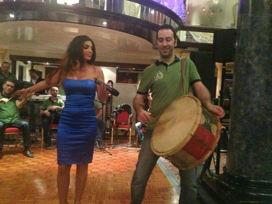 Le Grand Casino de la Mamounia : Soirée Dina Hayek