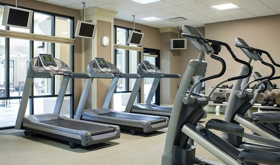 The Four Points by Sheraton Norwood Hotel & Conference Center: Fitness Center