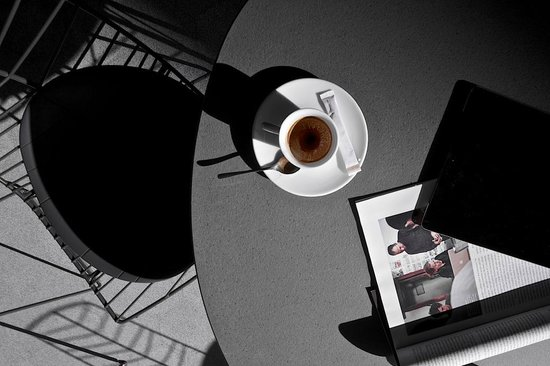Waterbiscuit : Coffee time