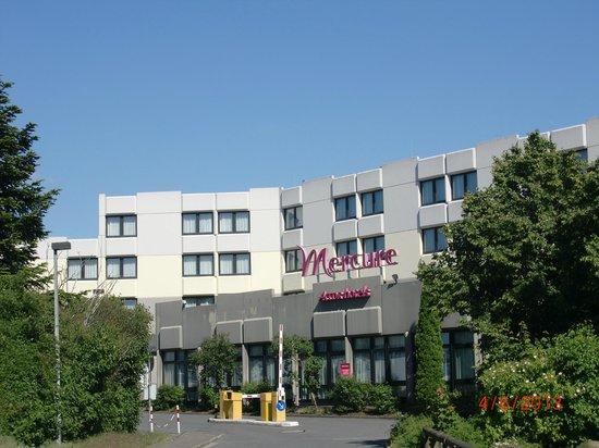 Hotel Mercure Frankfurt Airport Kelsterbach