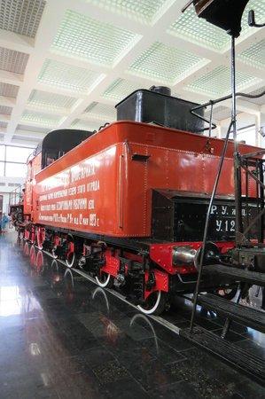 Lenin's Funeral Train: Lenin train
