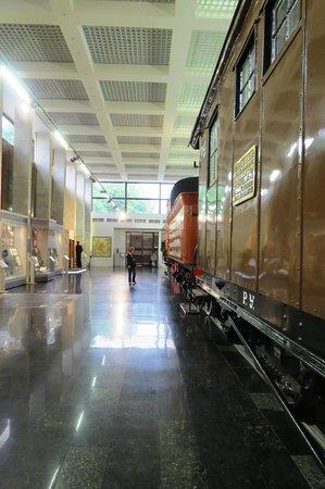 Lenin's funeral train