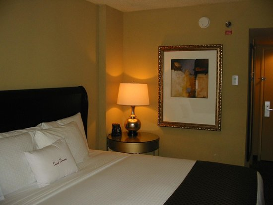 DoubleTree by Hilton Memphis Downtown: King size room