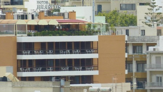 Brascos Hotel : hotel
