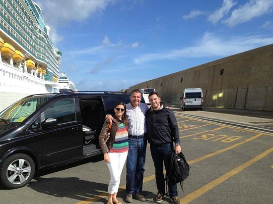 Discovery Tours Limousine Service Day Tours : Great day in Rome with the best tour guide in Rome