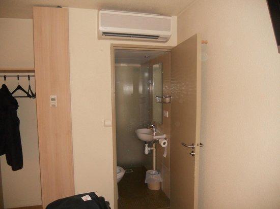 P'tit Dej-Hotel: Bagno