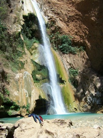 Tierraventura Ecoturismo  Day Tours: Water fall