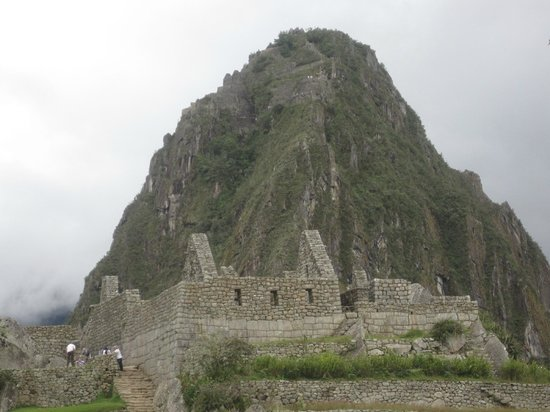 Machu Picchu Viajes Peru: montaña huaynapicchu