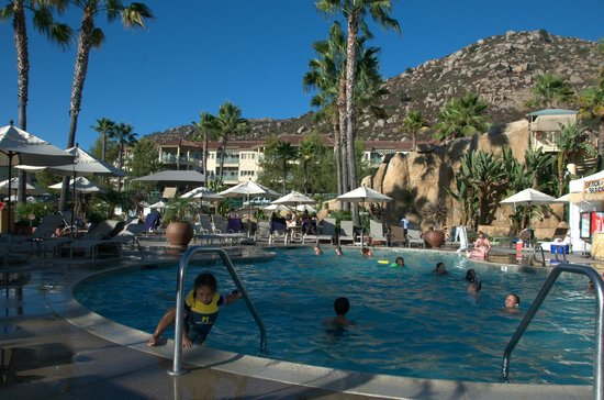 1 Of The 5 Pools Picture Of Welk Resort San Diego