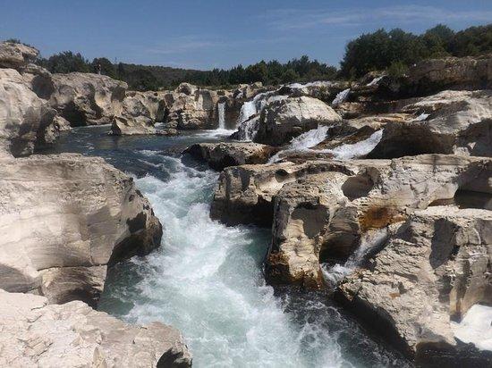 Cascades du Sautadet : Cascades de Sautadet