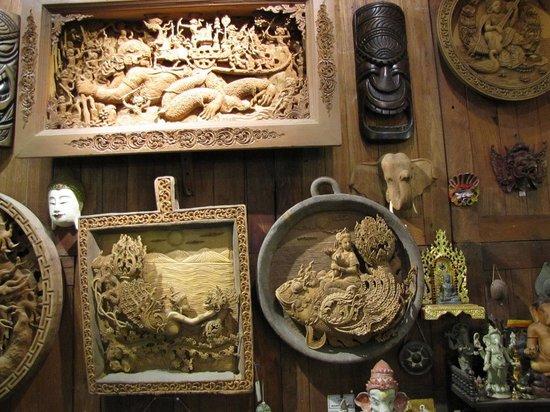 Tiki Thai Arts
