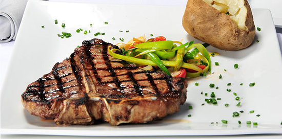 Twisted Fish Steakhouse: Porterhouse