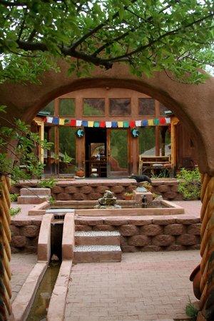 Canon del Rio Retreat & Spa: Zen Garden