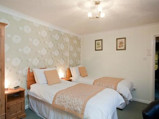 Kenmore Guest House: Twin room