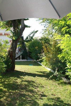 Villa Corisande: jardin au calme