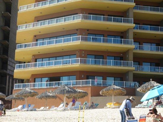 Las Palomas Beach & Golf Resort: Our unit