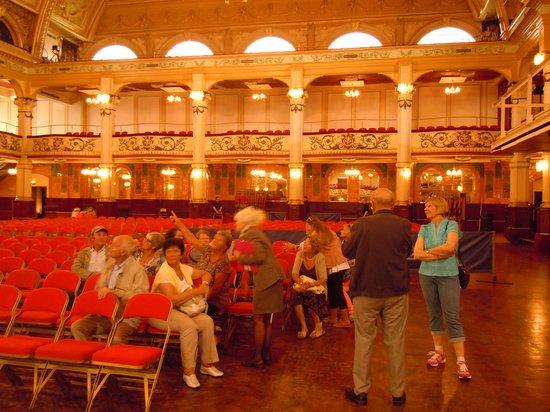 Winter Gardens & Opera House Theatre Blackpool : Empress Ballrom