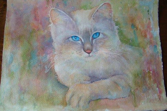 "LARC Gallery: Pat Donlin ""Cat"""