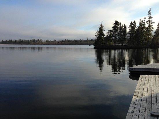 White Point Beach Resort: Kayak and Canoe Launch