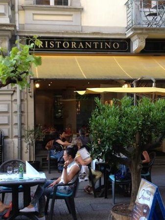 Al Ristorantino : Add a caption