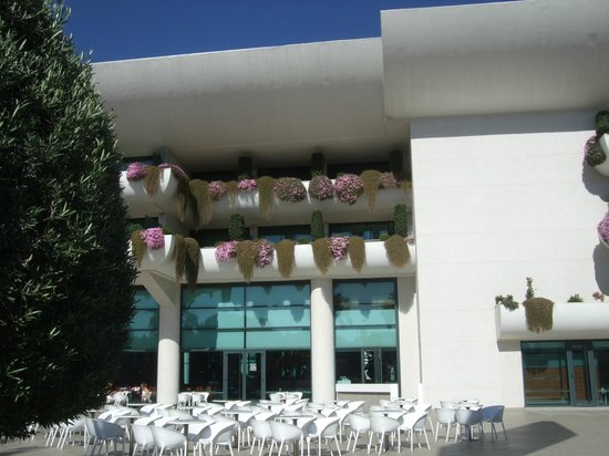 Hotel Deloix Aqua Center: front