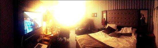 Malmaison: our superior room
