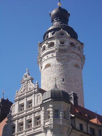 New Town Hall (Neues Rathaus): neues rathaus - veduta torre 1