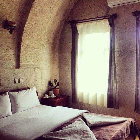 Guven Cave Hotel: Single room w private bathroom