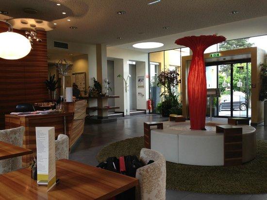 Hotel Süd: Hotel Lobby