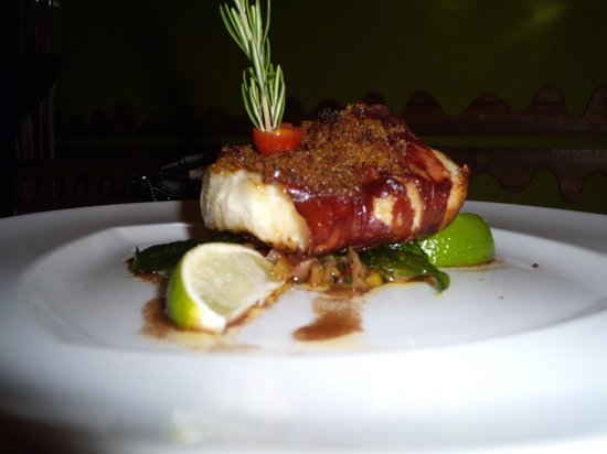 Yemanja Woodfired Grill: Chilean Sea Bass