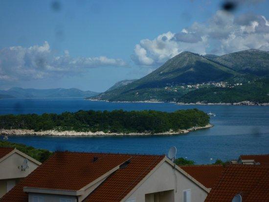 Villa Antea: View from pool area