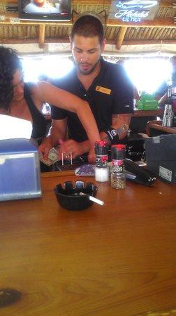 Milliken's Reef : Cash Handling