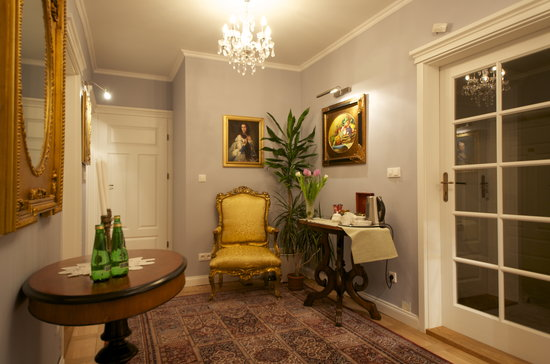 WawaBed - Warsaw Bed and Breakfast: Hall 3rd floor