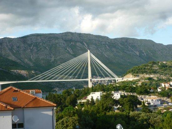 Villa Antea: View from room